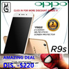 Oppo R9S / Local 2yr sOfficial Warranty / 4gb ram / 64gb rom. Great deal inside.