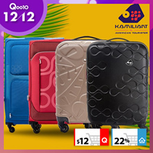[House of Samsonite] Kamiliant by American Tourister Luggage Sale Collection