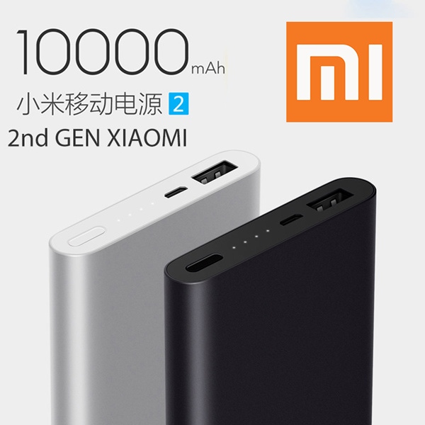 100% Authentic Xiaomi10000mAh / 20000mAhBig Capacity Powerbank Fast Charger Deals for only S$50 instead of S$0