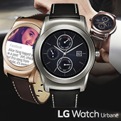 LG G Watch Urbane Watch W150 / watch/men/women/fashion item
