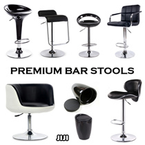 ◣CHAIR SERIES◥  ★PREMIUM BAR STOOLS ★Bar Chairs ★Home Furniture ★Bar Lounge ★Fast Delivery ★Cheap