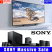 Sony 40 Inches DVB LED TV | KDL-40R350D | New July 2016 Model | FULL HD LED TV | DVB/DVB-T2/DVB-C | 3 Years Warranty | PSB Safety Mark Approved | Original Sony SG Product