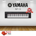 NEW! [YAMAHA][ DIGITAL PIANO SALE!] ★★ Yamaha NP-12 Piaggero Portable Keyboards★★  Music Keyboard