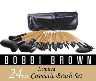 Buy ( Malaysia Seller) Bobbi Brown Make-up Brush 24pcs Deals for only RM59.9 instead of RM69.9