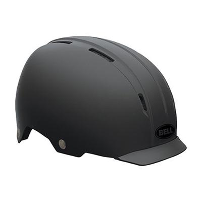 ベル(BELL) INTERSECT/インターセクト ヘルメット 自転車 サイクリング URBAN アーバン マットブラック M 55-59 7046558 【ロード クロス サイクル バイク 通勤】の画像