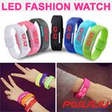 Fashion LED Summer Watch / Sports Watch / Smart LED Watch