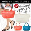 ハワイDFSショップ限定 MARC BY MARC JACOBS Standard Supply Tote Sサイズ マーク バイ マーク ジェイコブス   スタンダードサプライトート バッグ  A4 キャンバス