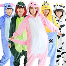 Onesie Animals N Cartoon Unisex Costumes Onesies Cosplay Cartoon jacket/Shawl