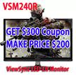 Perfect Pixel ViewSync VSM240R Real 144Hz 24-Inch LED-Lit Monitor FHD (1920x1080) Flicker Free 2016