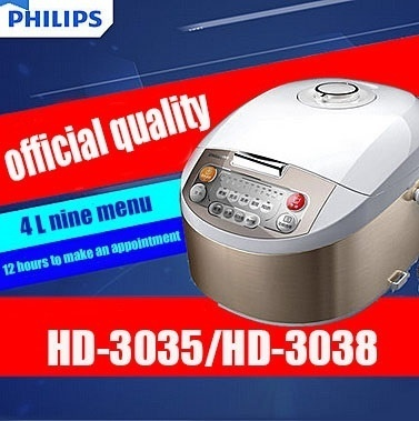 you have large capacity rice cooker, you'll