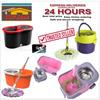 [Mop Series] Magic Spin Mop/Spray Mop*Perfect Mothers Helper ** (2 mop heads per mop set Purchased)