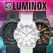 SUPER SALE!! ★New models in stock★ 【LUMINOX】  WATCH NAVY SEAL Colormark Series !!★DIRECT SHIPPING FROM TOKYO JAPAN★