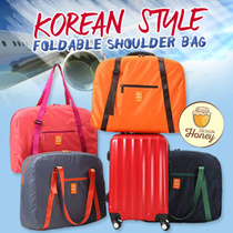 ★P.travel★Korean Style Foldable Shoulder Bag★Honey Design Shop
