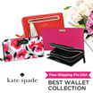 [Kate Spade] ♥♥ Super Sale! Prepare early for your loved ones ♥ Must Have items! / wallet /