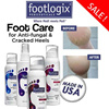 Retailing $69.90!!No.1 Salon Brand Footlogix Foot Care | Anti-fungal | Cracked Heels | Dry Skin