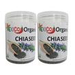 Mexico Certified Organic Chia Seeds 500g (2 bottle)  ★ 100% Organic