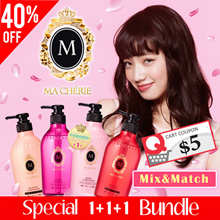 🌟USE FREE COUPONS NOW !Ma Cherie Bundle of 3! Coupon Friendly! 🌟1 + 1 + 1🌟EXCLUSIVE PROMO NOW
