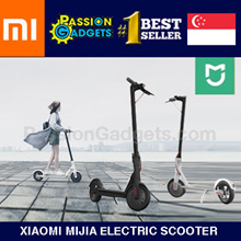 ★GST ABSORBED★Local Seller【Xiaomi Scooter】Mijia M365 Electric Scooter 30km APP Double Brak