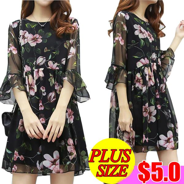 S-7XL Plus Size shirt/Tops/pants/Dress/Short sleeve Long-sleeved dress/XXXXXXL Deals for only S$29.9 instead of S$0