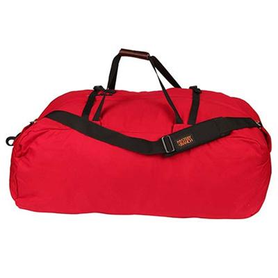 ミステリーランチ(MYSTERY RANCH) One Man Duffel ワンマンダッフル レッド(Red) 【ダッフルバッグ 旅行 かばん】の画像