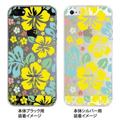 【iPhone5S】【iPhone5】【Clear Fashion】【iPhone5ケース】【カバー】【スマホケース】【クリアケース】【フラワー】 ip5-21-ca0004の画像