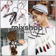 FASHION ACCESSORIES ($2~$6)  /Hair ties / Baby Headband / clip /Hair band/Head Band/Rubber ban