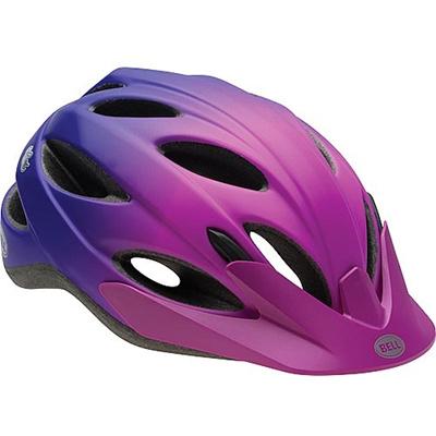 ベル(BELL) ヘルメット STRUT / ストラート ACTIVE マットパープルコメット UW/50-57cm 【自転車 サイクル レース 安全 二輪】の画像