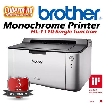 Драйвера для принтера brother 1110