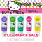 [CLEARANCE BUY 1 FREE 1] Hello Kitty Foaming Cleanser [Choose From 5 Types]♥Deep Cleansing♥Clears Whiteheads Blackheads Acnes♥Oil Control♥Brightening♥Purifying♥Moisturizing♥Exfoliating♥