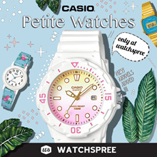 [CHEAPEST PRICE IN SPORE] *CASIO GENUINE* Petite Watches Collection!  Free Shipping