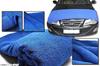 ★国内発送★【送料無料】マイクロファイバー素材で吸水性が抜群!!車洗いに最適な「特大マイクロファイバータオル」活躍できる場面が様々 数量限定超特価