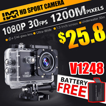 ◎4K SJ9000 WiFi Sport HD mini camcorder underwater shoot digital camera waterproof diving trips miniature wide-angle 3D Camera Hidden DV aerial camera