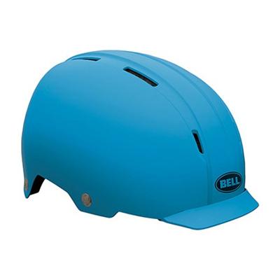 ベル(BELL) INTERSECT/インターセクト ヘルメット 自転車 サイクリング URBAN アーバン ブルー M 55-59 7046561 【ロード クロス サイクル バイク 通勤】の画像