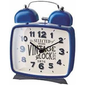 インターフォルム目覚まし時計CL-1268-NV