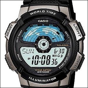 【クリックで詳細表示】【箱無し】海外CASIO 海外カシオ 腕時計 AE-1100W-1A メンズ スポーツウォッチ