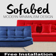 modern minimalism design sofa bed★japanese style sofabed★small home sofa★chair★stool★living room sofa★sofa★seat★PU sofa PU sofa bed★rent★rental★table