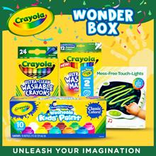 Crayola Wonder Box