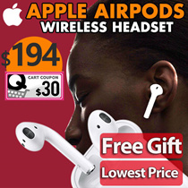 Apple iPhone AirPods Wireless headset ★1 Year Official SG Warranty ★UNDEFEATED PRICE ★