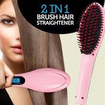 [BEST SELLER] MAGIC HAIR BRUSH COMB HAIR STRIGHTENER - CATOK SISIR 2 IN 1 | CATOKAN sisir elektrik