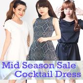 MID SEASON SALE-BEST SELLER COCKTAIL DRESS-WOMEN CUTE PLAYDRESS-BEST SELLER WOMEN DRESS