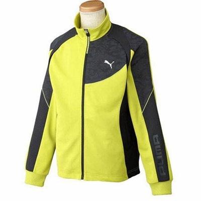 ◆即納◆プーマ(PUMA) メンズ トレーニングジャケット サルファースプリング 902457 04 【セール トレーニングウェア ジャージ プージャー】の画像