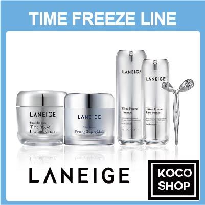 ?LANEIGE Time Freeze Line?LOWEST PRICE with CART COUPON?Mask / Serum / Essence / Cream Deals for only S$50 instead of S$0