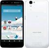 AQUOS PHONE ZETA docomo(ドコモ) ホワイト 本体 5インチ Android4.4.2 SHARP シャープ 中古 スマートフォン