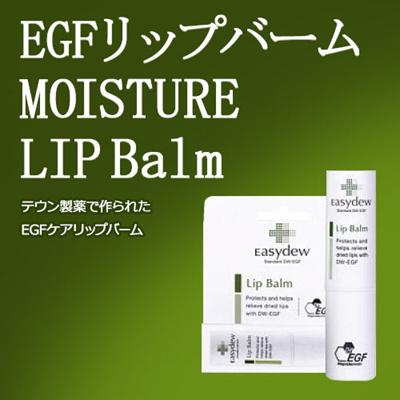 [EASYDEW]EGF リップバーム MOISTURE LIP Balm[正規日本販売契約提携店][[韓国コスメ][イージーデュー]★3000円以上購入送料無料★の画像