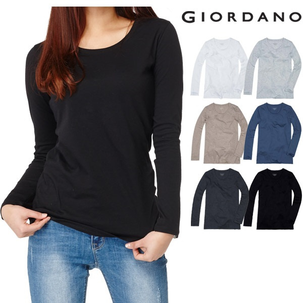 Popular Giordano Women Brand Soft Pants With Belt Slim Solid Female Trousers