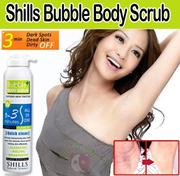 GSS:[Free gift]Genuine SHILLS 3-Minute Acne No more♥ Bubble Body Scrub♥Miracle-Lift Body Contour Con