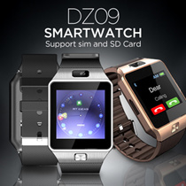 DZ09/E06*Smartwatch* 240×240 Bluetooth 3.0 smart watch phone with facebook twitter SMS Reminder Sedentary Reminder sleeping monitoring anti lost Remote Camera and SIM card slot watch