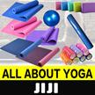 Yoga Series/Yoga Mats/Foam Rollers/TPE/NBR/PVC Yoga Blocks/Yoga Ball/Premium Quality Gym Sports MAT