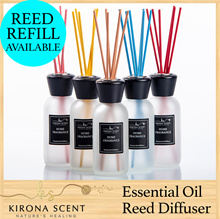 ►New Launch◄ ESSENTIAL OIL REED DIFFUSER★50 FRAGRANCES★120ML LARGE CAPACITY★ [U.P $39.90]