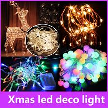 [UUCat] Xmas / praty deco led string light / strip light / Modelling light for best gift